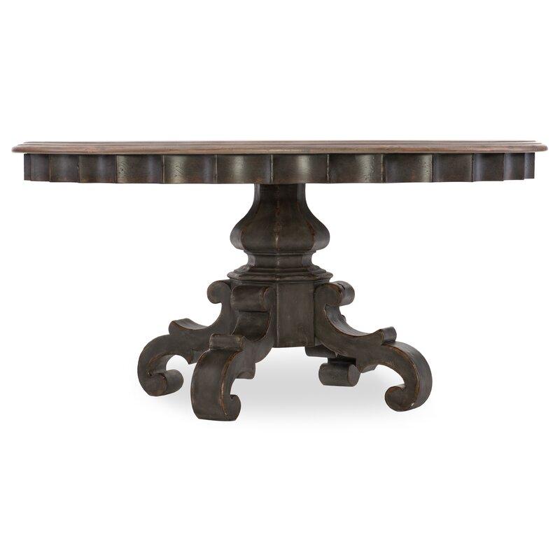 Beau Arabella Round Pedestal Dining Table Base