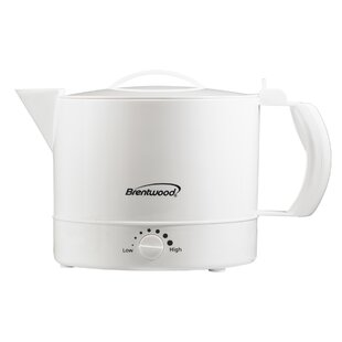 1 Qt. Aluminum Electric Tea Kettle