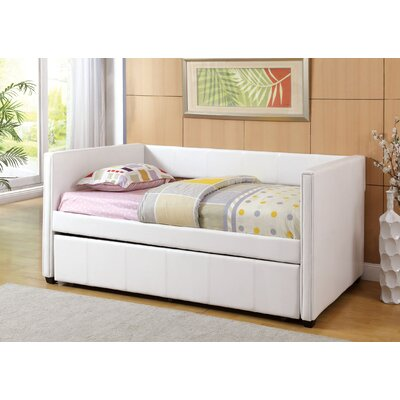 Hokku Designs Suzanna Twin Daybed with Trundle