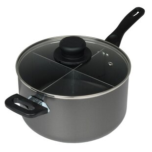 Saphire 4 Section Saucepan by Pendeford