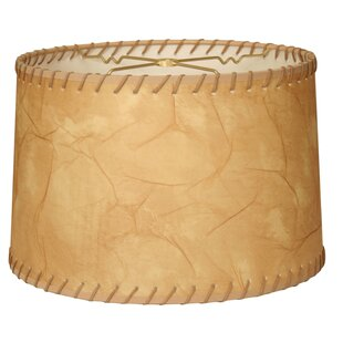 Inexpensive 16 Linen Drum Lamp Shade By Millwood Pines