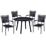 Dion 5 Piece Dining Set