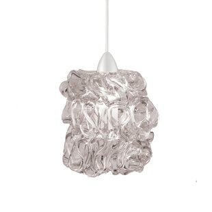 WAC Lighting Candy 1-Light Drum Pendant