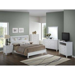 Latitude Run Brennen Panel Configurable Bedroom Set