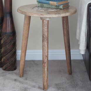 Tripod End Table by Cole & Grey