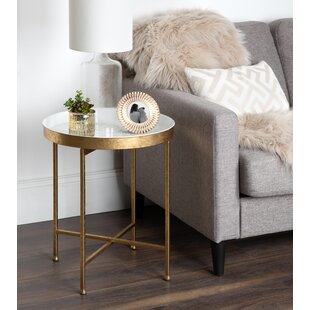 Kriebel Tray Table by Bungalow Rose
