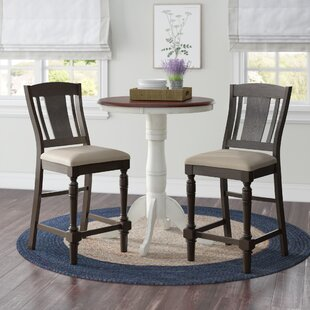 Fortunat 26 Bar Stool (Set of 2) Laurel Foundry Modern Farmhouse
