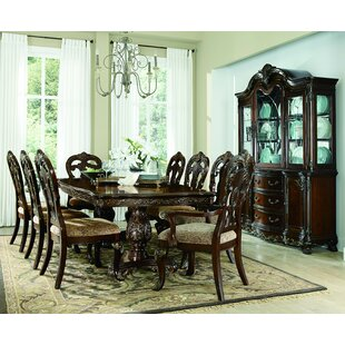 Chalus 9 Piece Extendable Dining Set