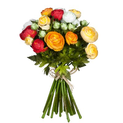 Kunstblume Rosen Blumengesteck Renoncule   Dekoration > Dekopflanzen > Kunstpflanzen   Die Saisontruhe