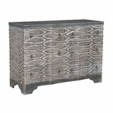 Boysen 6 Drawer Double Dresser by Longshore Tides