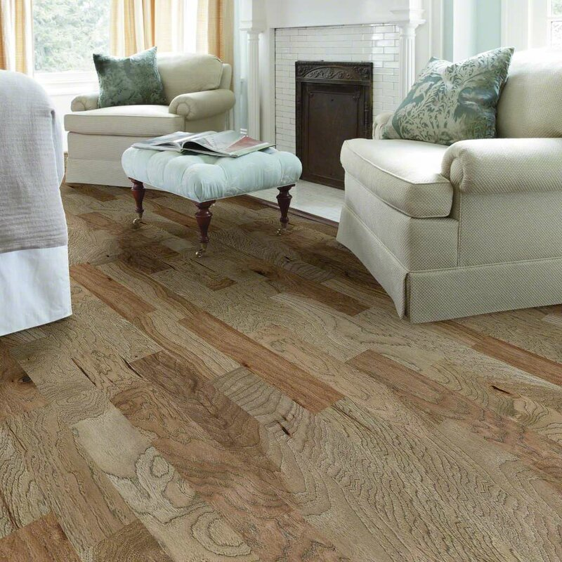 Belmont 5 Engineered Hickory Hardwood Flooring