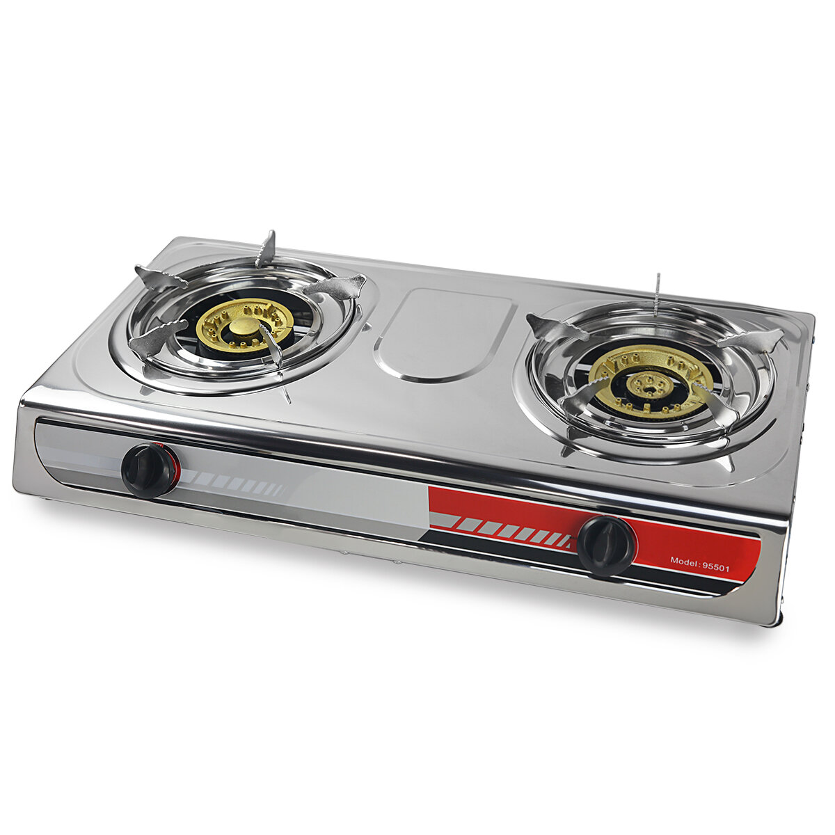 Xtremepowerus 2 Burner Propane Outdoor Stove Reviews Wayfair