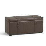 Burritt 6 Piece Storage Ottoman Set by Charlton Home