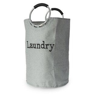 Linen Laundry Bin By Brambly Cottage
