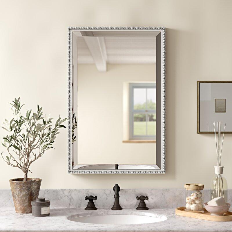 Keira Wall Mirror Reviews Birch Lane