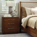 Lexington Kitano Ansley 3 Drawer Nightstand