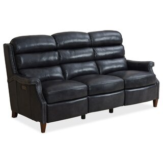 Allay Leather Reclining Sofa by Hooker Furniture SKU:AE564179 Details
