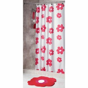 Poppy Single Shower Curtain