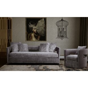 Beahm 2 Piece Standard Living Room Set by Ivy Bronx
