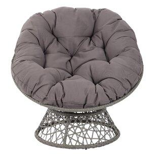 Pleasing Swivel Papasan Chair Machost Co Dining Chair Design Ideas Machostcouk