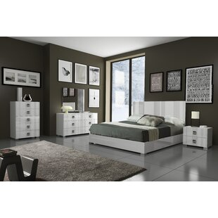 Dorland Platform Configurable Bedroom Set