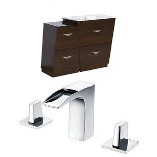 Dudelange 43 Single Bathroom Vanity Set ByRoyal Purple Bath Kitchen