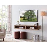 Keiper Solid Wood Floating TV Stand for TVs up to 70 by Wrought Studio™