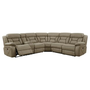 Bourbonnais Reclining Sectional