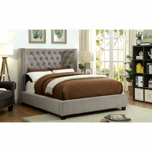 Chulmleigh Upholstered Panel Bed