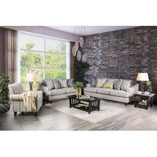 Charlton Home Ranson Chenille Living Room..