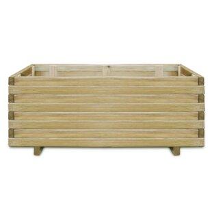 Wooden Planter Box Image