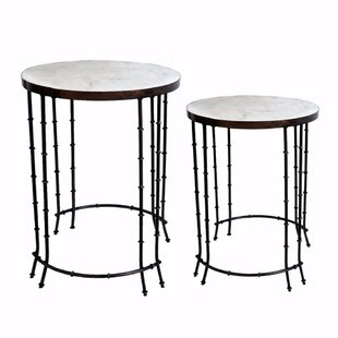 Pisani 2 Piece Nesting Tables by Brayden Studio
