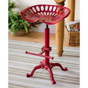 NACH Adjustable Height Swivel Tractor Stool