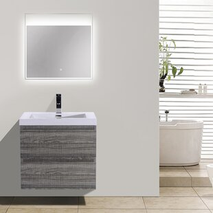 modern bathroom vanities & cabinets | allmodern 24 Bathroom Vanity