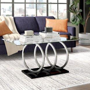 Wrought Studio Rabinowitz Ring Coffee Table