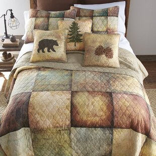 Millwood Pines Gannon Single Reversible Quilt