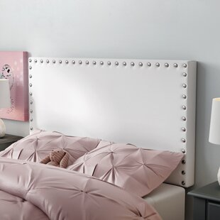 Preiss Twin Upholstered Panel Headboard