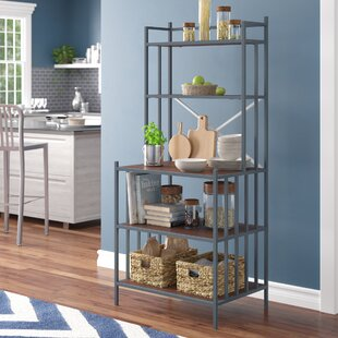 Marone Iron Baker's Rack by Latitude..