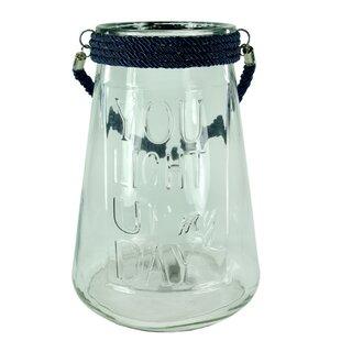 Glass Lantern by Highland Dunes