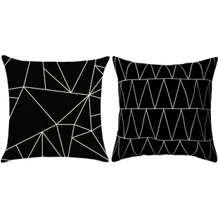Hopedale 2 Piece Square Pillow Set