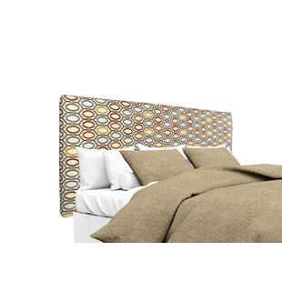 Lolington Upholstered Panel Headboard by Ebern Designs