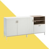 Newson TV Stand for TVs up to 78 by Ivy Bronx