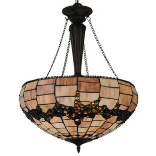 Meyda Tiffany Concord 3-Light Bowl Pendant