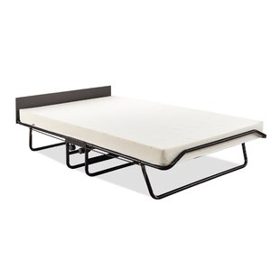 Visitor Folding Bed with Memory Foam Mattress by Jay-Be