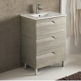 Sanabria Modern 32 Single Bathroom Vanity Set by Orren Ellis