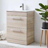 Alexsandria 24'' Single Bathroom Vanity Set by Latitude Run®