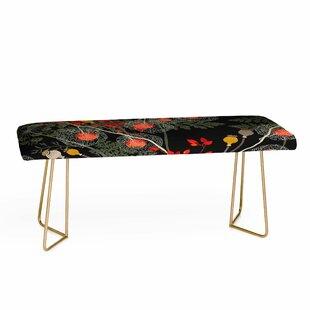 Iveta Abolina Upholstered Bench by East U..