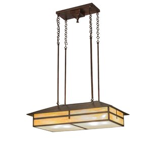 Meyda Tiffany 6-Light Pool Table Lights Pendant