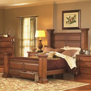 Newark Storage Panel Bed by Fleur De Lis Living