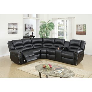 Darby Home Co Finck Reclining Corner Sect..